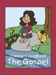 """You won't be able to stop singing children's songs as you color these pictures! This collection includes twelve illustrated songs about the Gospel, such as """"Book of Mormon Stories"""", """"I Feel My Savior's Love"""", and """"I'm Trying to be LikeJesus""""."""