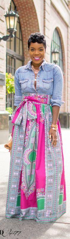 African Print / Fashion By Islandchic77