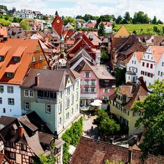 A Picture-Perfect Town in Germany: Meersburg, Lake Constance | Journey & Camera