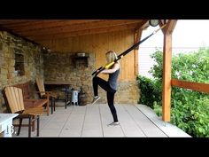 Classic exercises perfoermed by pro and amateur - you can easily see the wrong and correct technique. Some of them showing you what exercises should be avoid. Suspension Workout, Suspension Training, Workout Tops, Trx Workout, Workout Routines, Workouts, Bosu Ball, Full Body, Youtube
