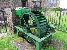 Waterwheel - Sticklepath