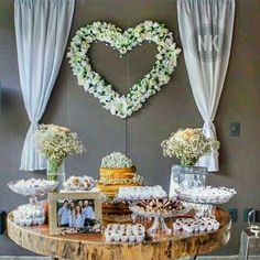 [New] The 10 Best Home Decor Today (with Pictures) Diy Wedding, Rustic Wedding, Wedding Cakes, Dream Wedding, Wedding Day, Wedding Desert, Marry You, Event Decor, Wedding Planner
