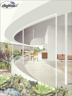 Masterpiece: 3D Architectural Visualization #AutoCad #3D #Architecture #Visualization