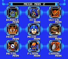 It's been almost a decade since my last Megaman Marathon--where you play the first 7 games, in a row, start to finish, in a day.