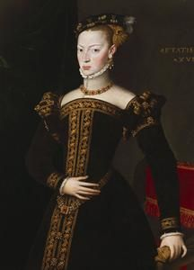 Johanna of Austria, Granddaughter of Juana of Castile, Great Niece of Catherine of Aragon by lisby1, via Flickr