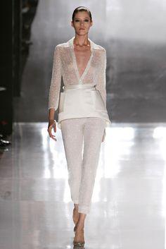 Ralph Rucci Spring 2012 Ready-to-Wear Fashion Show