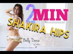 Belly Dancing Videos, Belly Dancing For Beginners, Belly Dancing Classes, Dance Videos, Shakira Dance, Shakira Hips, Dancer Workout, Pilates Workout, Cardio