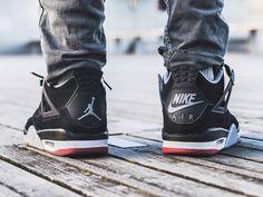 Nike Air Max 1 Black/Hazelnut - 2012 (by sweekyer) – Nike Air Max 1 Black/Hazelnut - 2012 (by sweekyer) Jordan Shoes Girls, Jordan Outfits, Nike Outfits, Girls Shoes, Buy Sneakers, Casual Sneakers, Jordans Sneakers, Air Jordans, Air Jordan 4 Bred