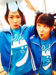 @dcfactory_goods: 【本日初日!】演劇女子部ミュージカル「TRIANGLE -トライアングル-...