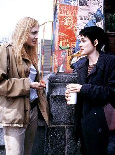 Susana (Winona Ryder) and Lisa (Angelina Jolie) from Girl, Interrupted