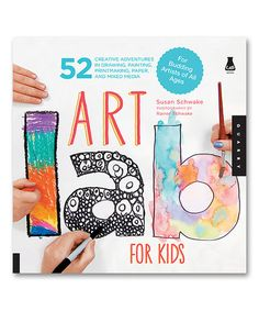 Look at this #zulilyfind! Art Lab for Kids Paperback #zulilyfinds