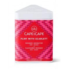 Flirt with Scarlett - Rooibos parfumé vrac- Cape and Cape