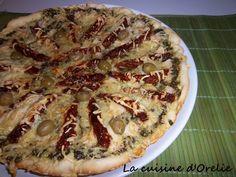 Pizza au Pistou - par La Cuisine d'Orélie