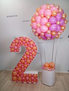 Lovely Ballon Decoration for Birthday Party Ideas, - Balloon Decorations Balloon Decorations Party, Balloon Centerpieces, Balloon Garland, Birthday Party Decorations, Balloon Backdrop, Shower Centerpieces, Birthday Diy, Unicorn Birthday Parties, Birthday Balloons