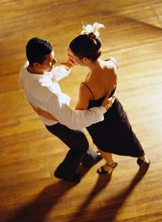 Take Ballroom dance lessons with my husband <3