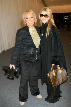 Current Photos of Tanya Tucker | Tanya Tucker Tanya Tucker and her Daughter attend Olympus Fashion Week ...