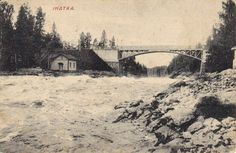 Imatra long time ago