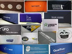 Today's logo tablecloths have grown to be an effective marketing strategy. They are usually the center point at product or service display booths and create the best addition for all kinds of corporate and business occasions. http://tablecoversdepot.com/logo-tablecloths-are-the-best-marketing-strategy/