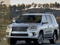 https://flic.kr/p/S5Wiz1 | armored-suv-lexus-lx570-b6-b7 | Dynamic Defense Solutions FZE - Armored Toyota Lexus LX 570 B6, B7, VR7