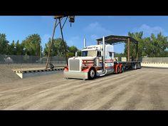 Peterbilt 389, American Truck Simulator, Gliders, Trucks, Truck