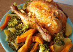 Csirke cserépben | Judit Demeter receptje - Cookpad receptek Turkey, Meat, Chicken, Food, Turkey Country, Essen, Meals, Yemek, Eten