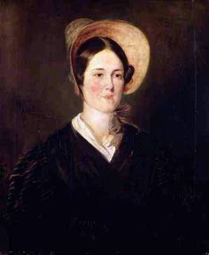 Grace Darling Thomas. A lighthouse keeper's daughter.