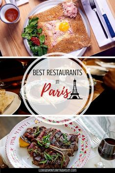 As a Paris local, food writer Eileen Cho has eaten her way around the city to bring you her recommendations for the best restaurants in Paris, France.