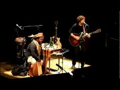 "Jason Mraz & Toca - ""Living In the Moment""  live at Spreckels"