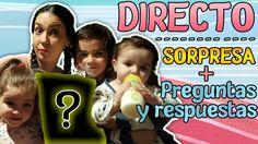 #AnaDestino   COMIENDO CHUCHES ESPAÑOLASSSS Y PREGUNTAS Y RESPUESTAS   D...