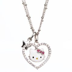 Hello Kitty & Star Necklace