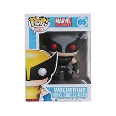 Marvel Pop! Vinyl Bobblehead X-Force Wolverine [Exclusive]