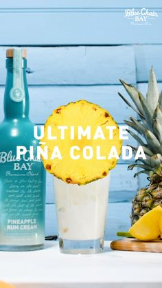 Ultimate Piña Colada 🍍🌺 Make summer last all year long with our recipe! 🌺🍍 Keep an eye on our IGTV channel for weekly recipe updates. Malibu Rum Drinks, Beach Drinks, Liquor Drinks, Summer Drinks, Cocktail Drinks, Fun Drinks, Coconut Rum Drinks, Mixed Drinks, Creme De Rum