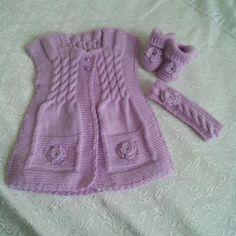 Sweet Baby Vest