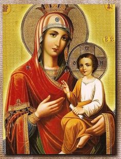 Χαίρε Παρθένε Μαρία - τραγούδι για την Παναγία