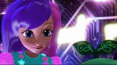 Bell barbie video game hero