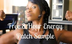 Keep up with your busy lifestyle with a free 8 Hour Energy Patch