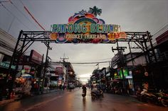 Day 3 - Patong, Phuket  After 6 hours travel from Hat Yai, finally reached Phuket. Its rainy day in Phuket, flowing of locals and tourist on the streets doesn't slow down at all~