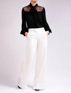Women's Linen Cotton Mandarin-collar Blazer | Style | Pinterest ...