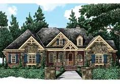 Home Plans and House Plans by Frank Betz Associates  Magnolia Springs...We both love this floor plan