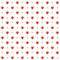 free digital strawberry