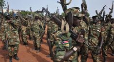 South Sudan: Army captures rebel headquarters in Raja » Wars in the World