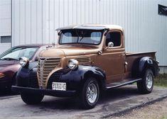 Fargo Pickup Truck | 1947 Fargo, nicely rebuilt in Forestville QC, August 13, 2003.