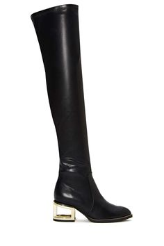 Jeffrey Campbell Basie Boot | Shop Back In Stock at Nasty Gal  #streetstyle