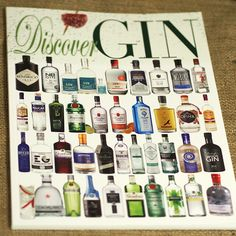 gin christmas presents