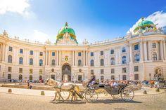 Hofburg Palace: Vienna, Austria. Europe's Amazing Palaces and Castles