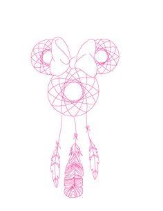 Dream Catcher Mandala, Dream Catcher Art, Disney Decals, Disney Art, Disney Tattoos, Disney Wallpaper, Iphone Wallpaper, Disney Silhouette Art, Dreamcatcher Wallpaper