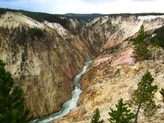yellowstone, MT.  I think Montana is one of the most beautiful places on earth!