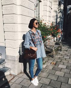2017 Spring Outfit Ideas That Every Hijabi Should Try Modest Wear, Modest Dresses, Modest Outfits, Cute Outfits, Modest Clothing, Church Dresses, Muslim Fashion, Modest Fashion, Fashion Outfits