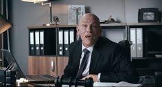 John Malkovich plays a vampire in a brand new commercial for the French company Canal Play. Awesome.
