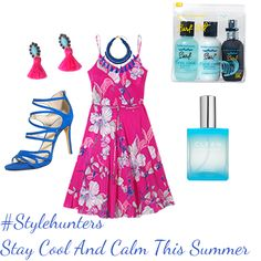 Check out my @People StyleWatch Moodboard! #Stylehunters #coolandcalm #summerfashion